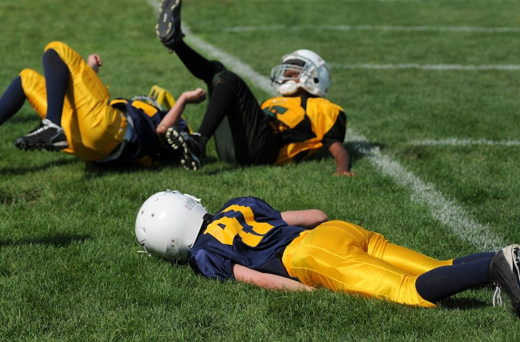 How to Recover Quickly From an Injury