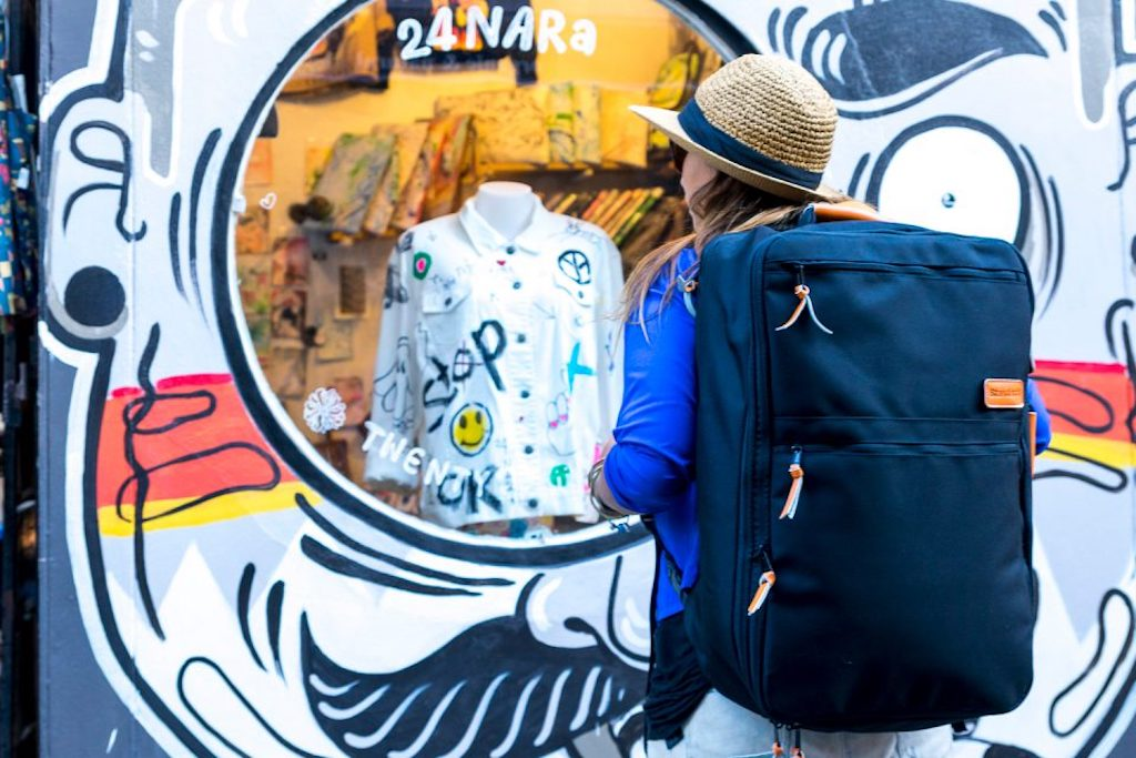 Gear Review: Standard's Travel Carry-on Backpack | Healthizen