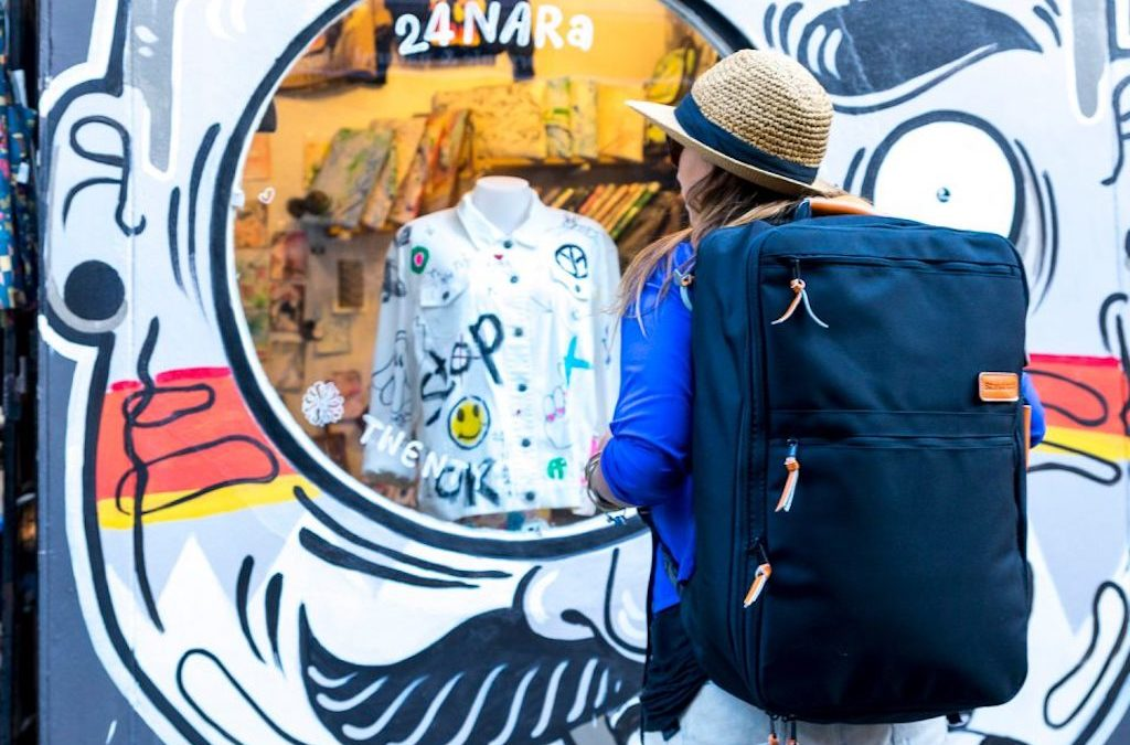 Gear Review: Standard's Travel Carry-on Backpack