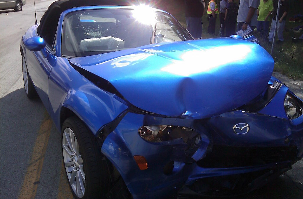 Are You an Auto Accident Waiting to Happen?