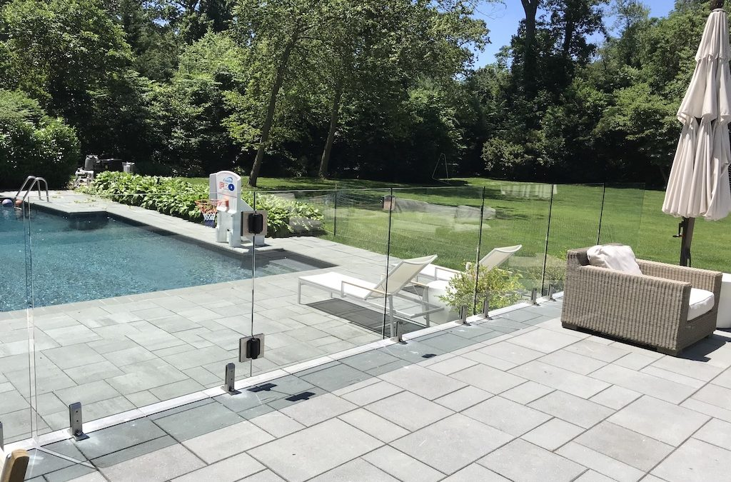 Glass Railing Styles with Benefits