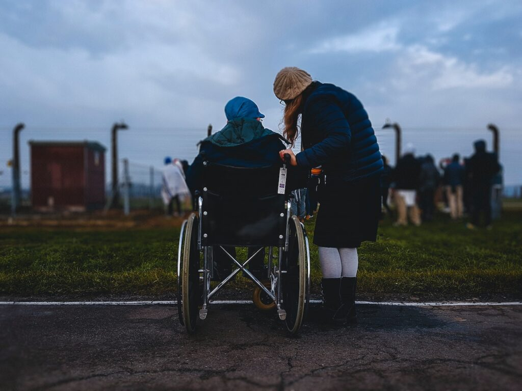 How to Become a Caregiver For a Loved One