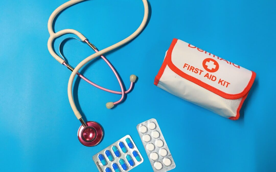 7 Reasons to Have a Portable First Aid Kit